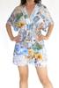 Image sur DION SUNWEAR® 1576 D-Cinque Terre-Robe de plage imprimé Manarola .
